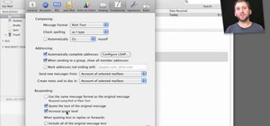 Quote emails in full or part with Mac OS X's Mail app
