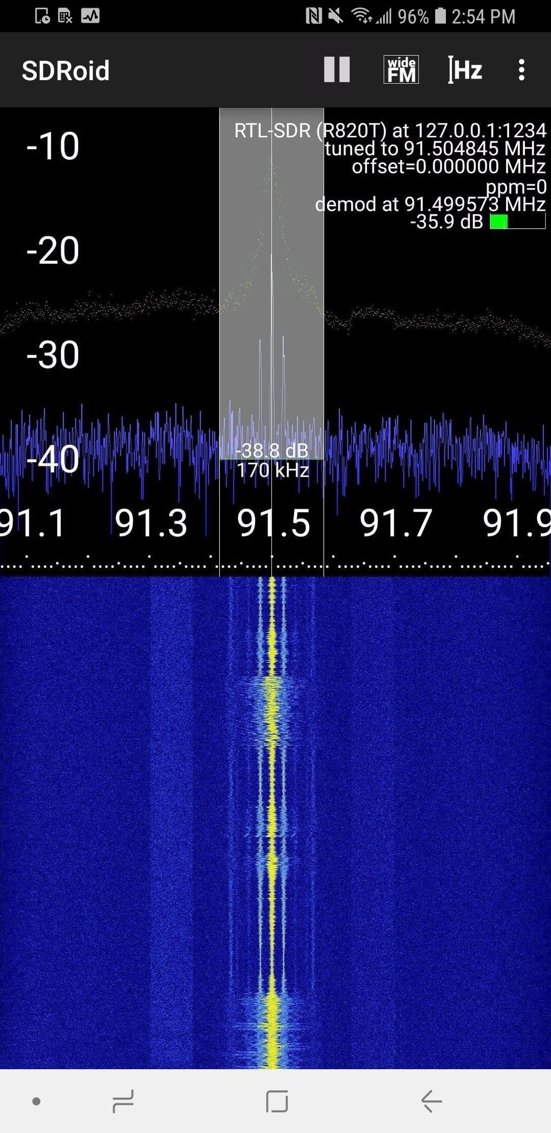 How to Listen to Radio Broadcasts with an RTL SDR Dongle and OTG Adapter