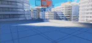 Get out of the map in the Mirror's Edge demo