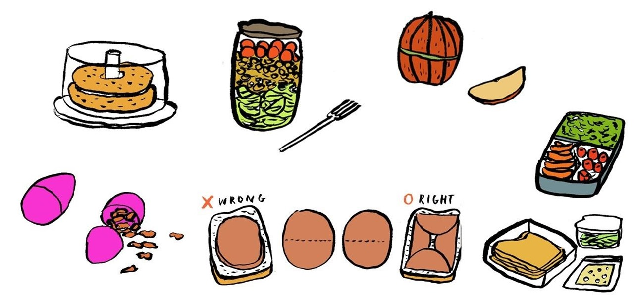 11 Food Storage Hacks for Your Next Lunch Break
