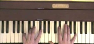 "Play ""Good Day Sunshine"" by the Beatles on piano"