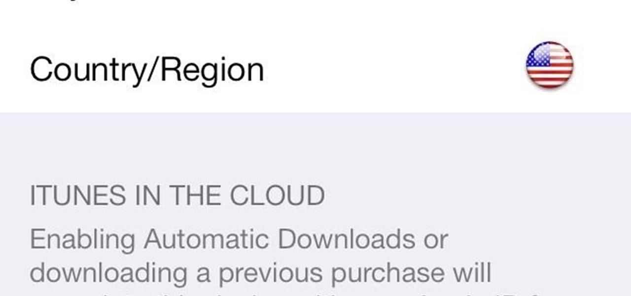 Switch Countries on iTunes to Get Apps Before Their Official Canadian Release