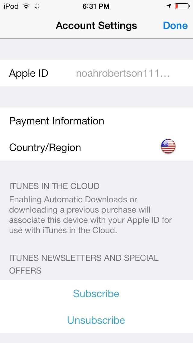 How to Switch Countries on iTunes to Get Apps Before Their Official Canadian Release