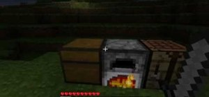 Build and use Maps and Trap Doors in Minecraft Beta 1.6.2