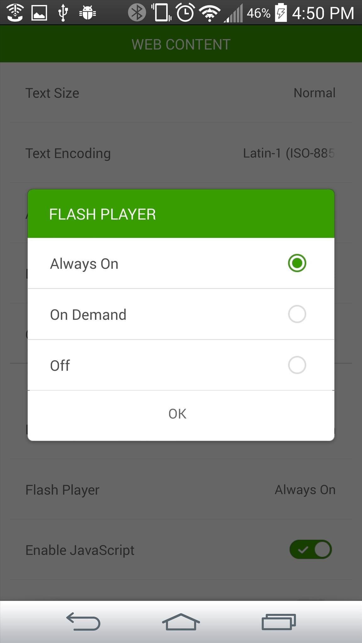 How to Install Adobe Flash Player on Your LG G3 to Play Web Games & Flash Videos