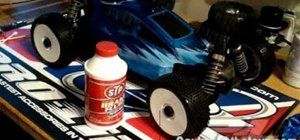Remove RC Lexan paint from a model car