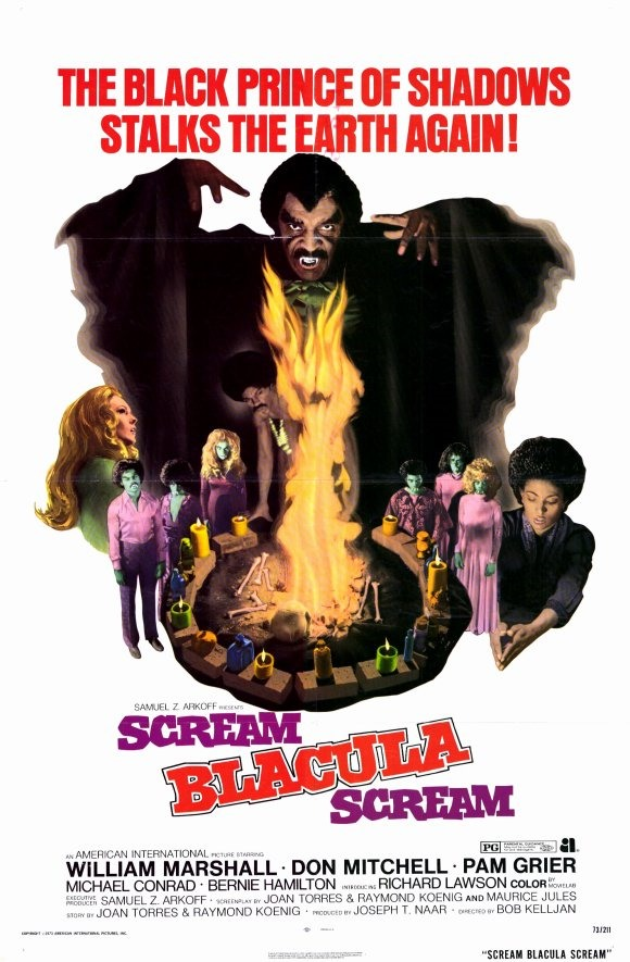 Scream Blackula Scream
