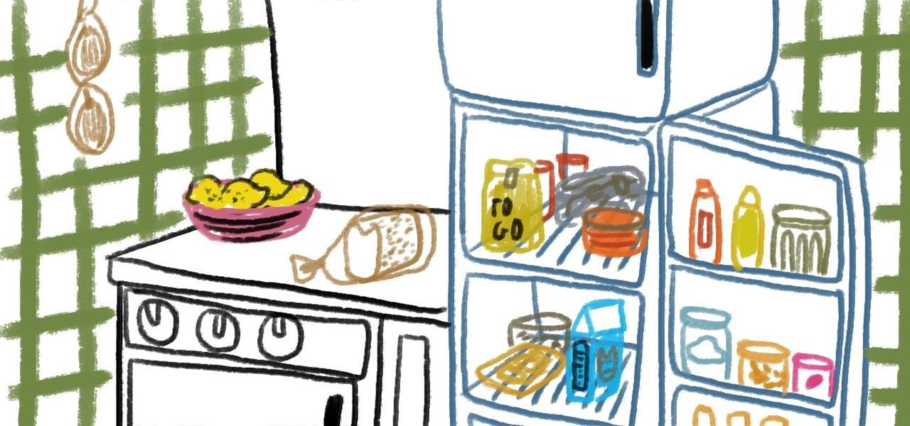 Organize Your Fridge More Efficiently for Longer Lasting Foods
