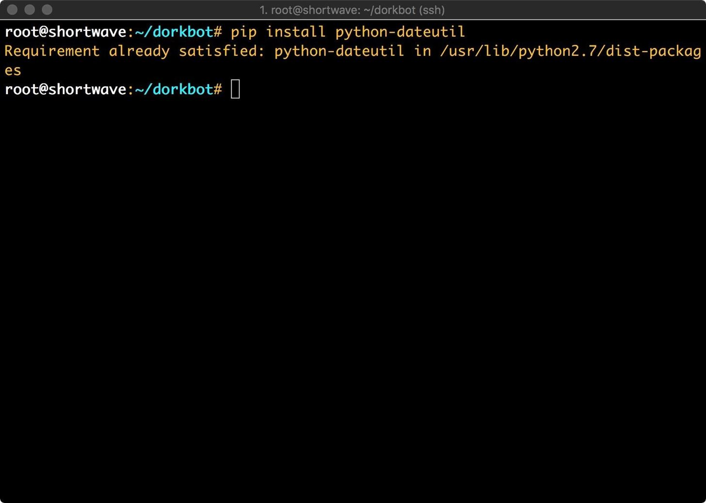 How to Use Dorkbot for Automated Vulnerability Discovery