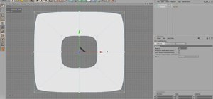 Model a perfect circle within a polygon in Cinema 4D