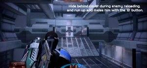 Get the Brawler achievement in Mass Effect 2