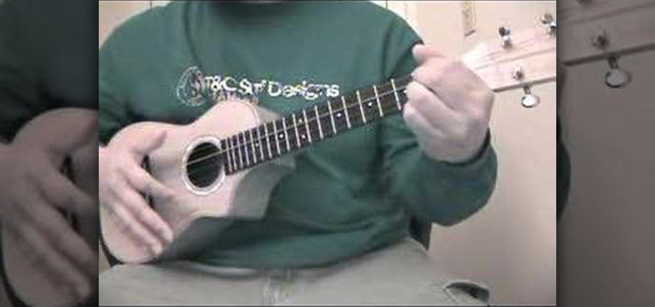 How to Play the basic ukulele chord progressions in