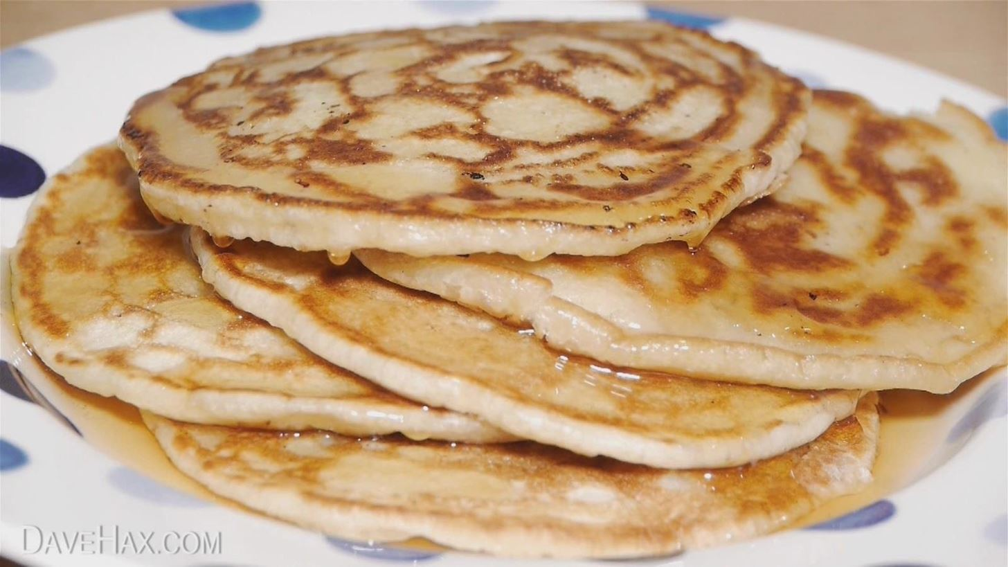 How to Make Amazing Pancakes
