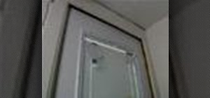 Replace a prehung exterior door with This Old House
