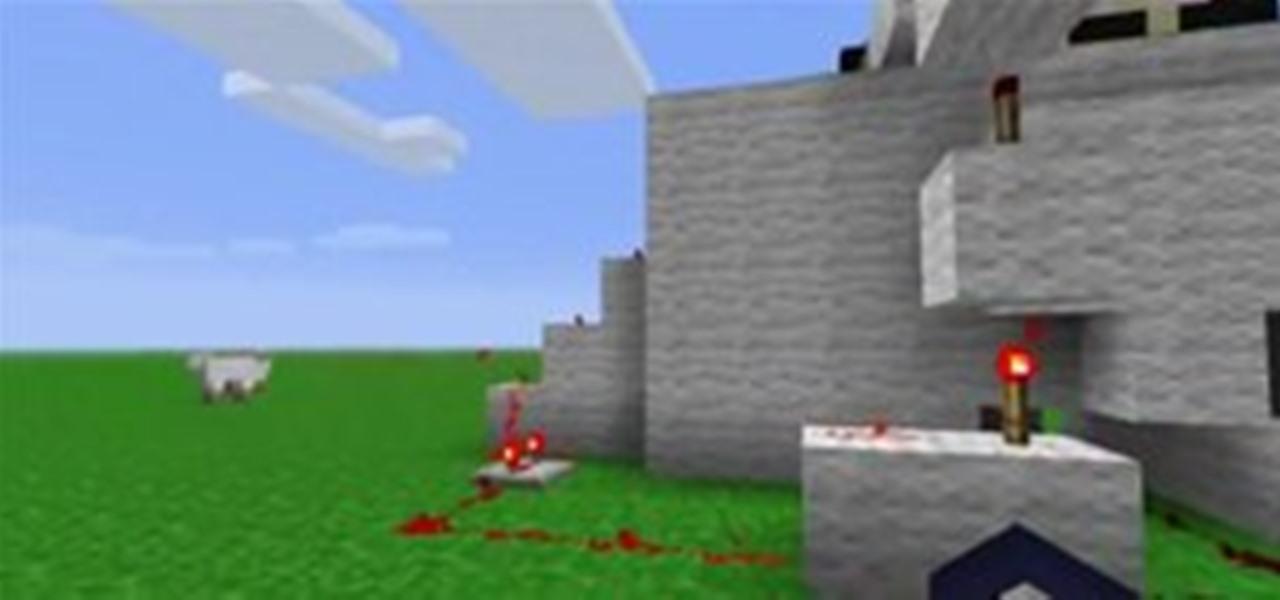 Minecraft Tutorial: Piston Tips & Tricks « Minecraft