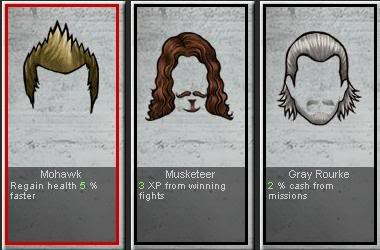 Location Mastery/Rewards