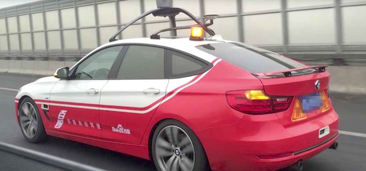 Chinese VCs Spent Over $900 Million on Driverless in Q1