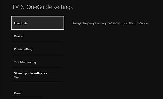 How to Set Up & Watch Live TV on Your Xbox One