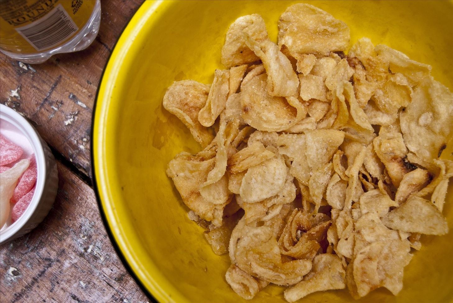 5 Delicious Ways to Reinvent Your Stale Potato Chips