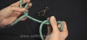 Tie a Butterfly knot