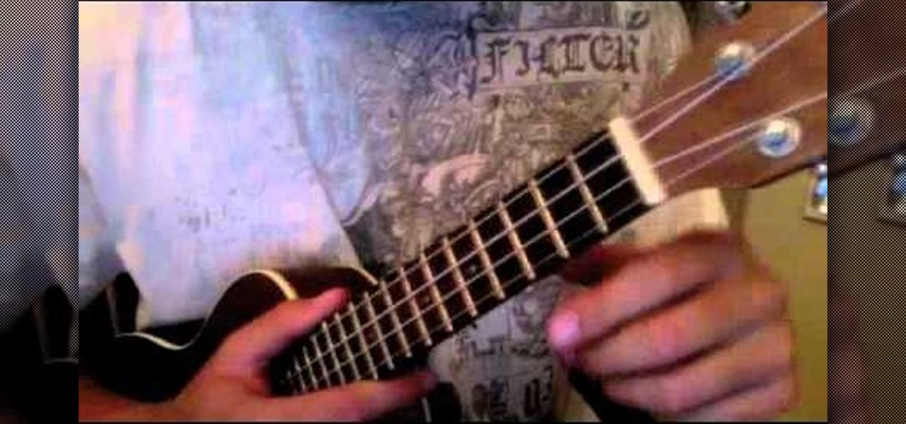 How To Play Billie Jean By Michael Jackson On The Ukulele