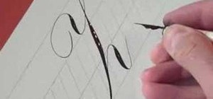 Write the letter Z in calligraphy copperplate