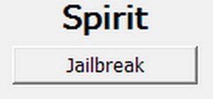 Jailbreak your iPhone, iPad or iPod Touch using the Spirit software