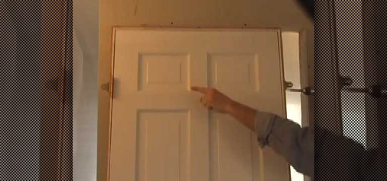 Hanging a prehung interior door for Hanging interior prehung doors