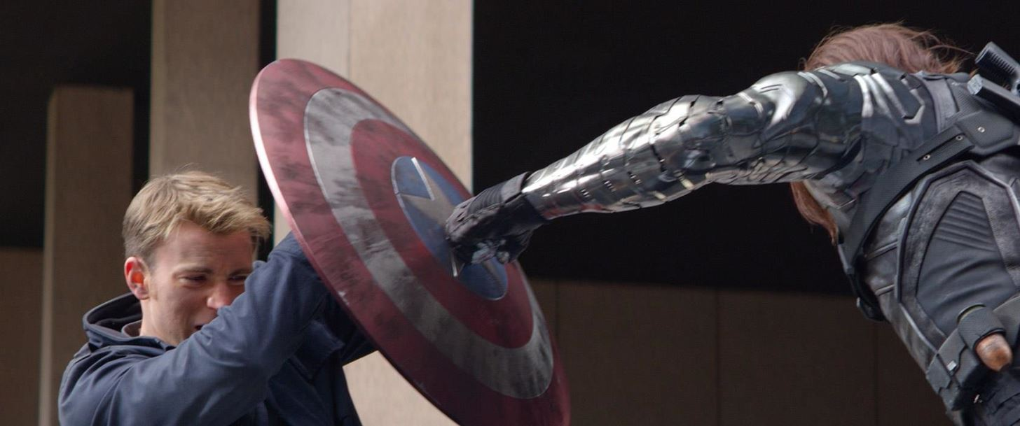 How to Make a Cardboard Captain America Shield for Halloween