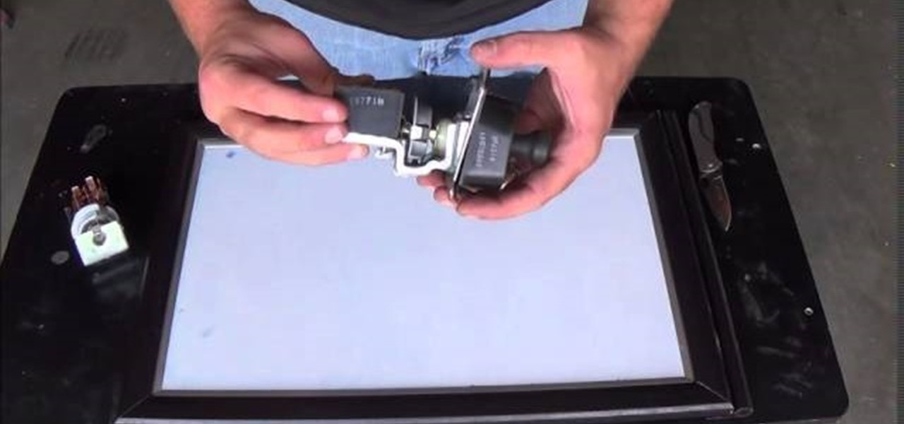 How To Install Replace Fog Light Nissan Maxima 00 01