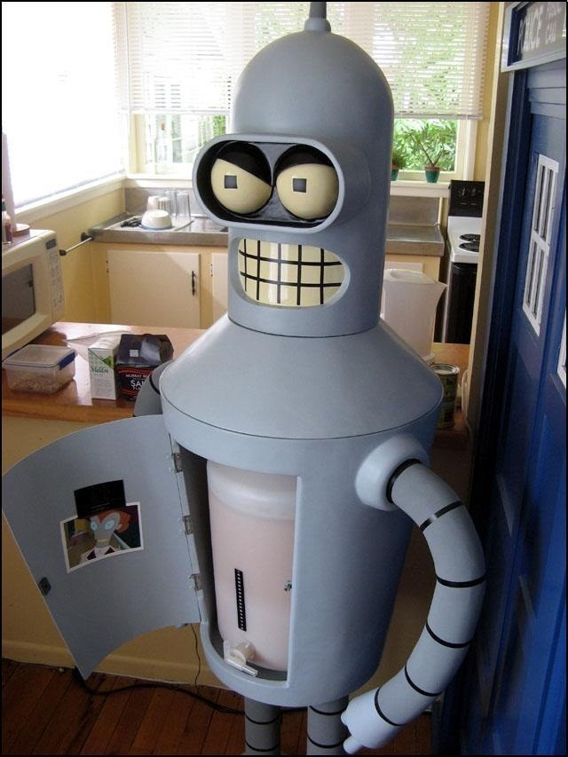 This Real-Life Version of Bender Doesn't Just Talk—It Also Brews Beer for You