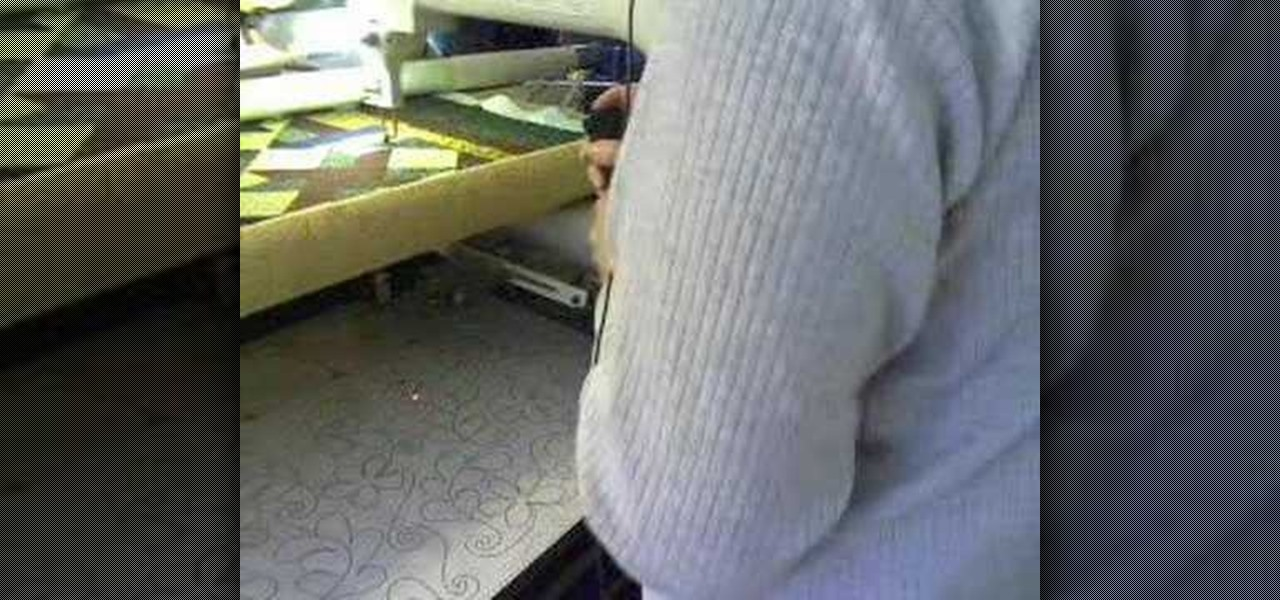 How To Stitch Pantographs With A Longarm Sewing Machine