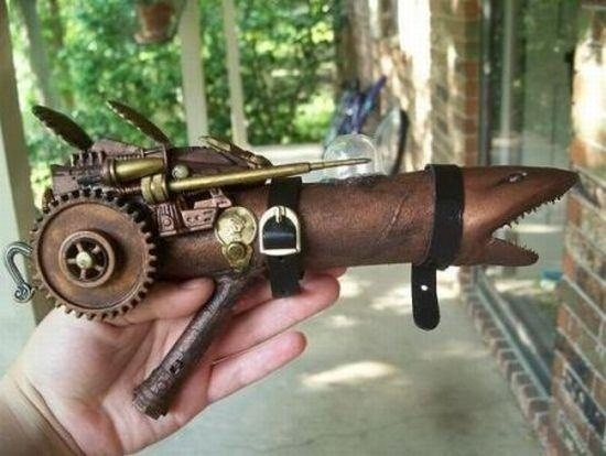 The 28 Most Popular Steampunk Materials at Your Local Hardware Store