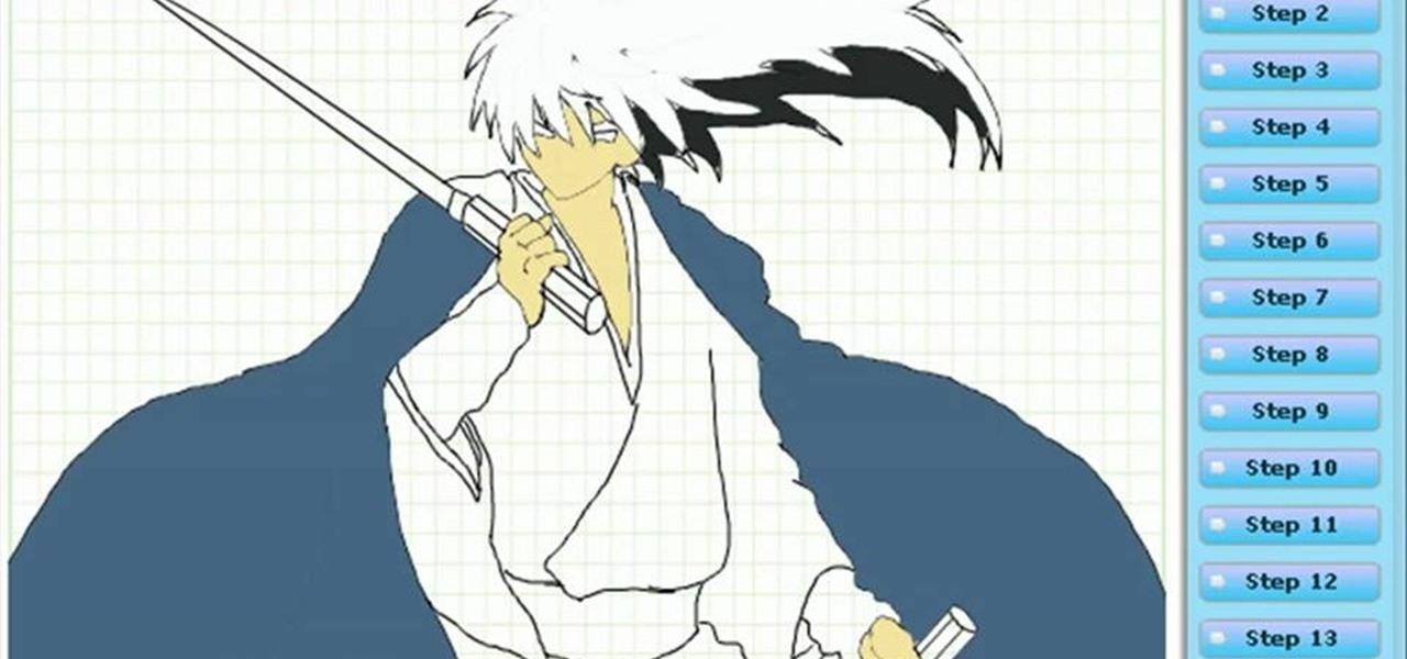 Draw Rikuo Nura (Nurarihyon No Mago)