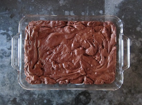 How to Make Bacon Bourbon Brownies