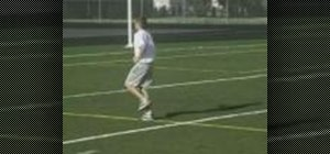 Practice Step Over soccer drills