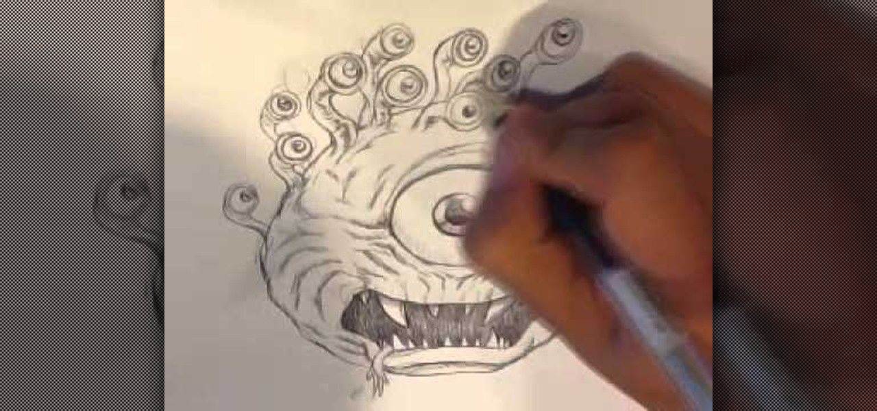 Draw the Beholder