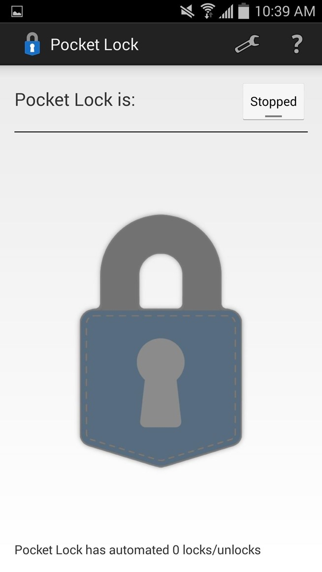 Automatically Lock & Unlock Your Android with Your Pocket