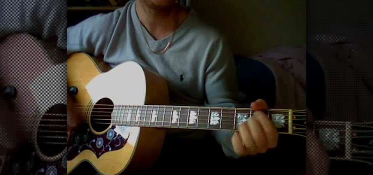 How To Play Karma Police By Radiohead On Guitar Acoustic Guitar