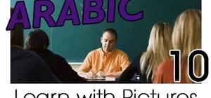 Learn school vocabulary in Arabic