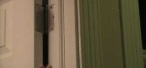 7 quick fixes for squeaky door hinges creaky floorboards the secret yumiverse wonderhowto. Black Bedroom Furniture Sets. Home Design Ideas