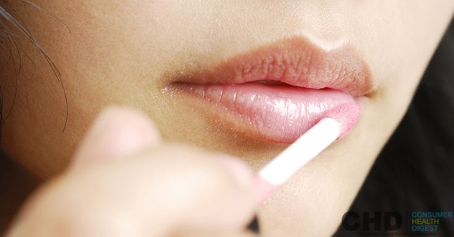Cure Cracked Lips Naturally