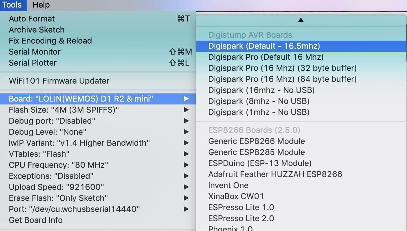 How to Hack with Arduino: Building MacOS Payloads for Inserting a Wi-Fi Backdoor