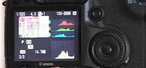Understand histograms on digital cameras