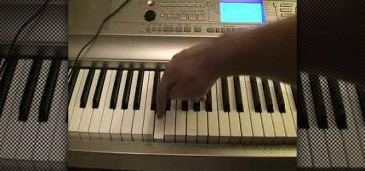 How To Play Open Arms By Journey On Piano Piano Keyboard