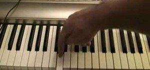 "Play ""Open Arms"" by Journey on piano"