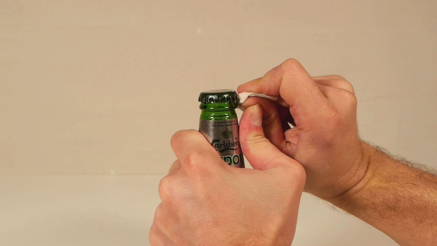 How to Open Bottles in Amazing Ways