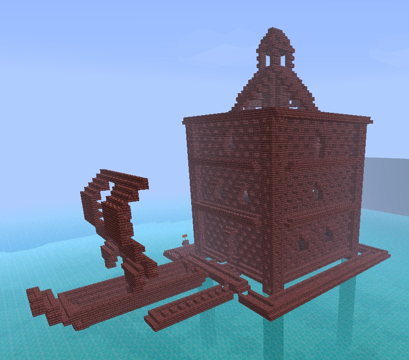 Castle O Stairs Contest Entry Minecraft Wonderhowto