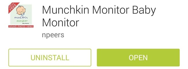 Munchkin Monitor Turns an Android into a Wi-Fi Camera for Babies & Pets