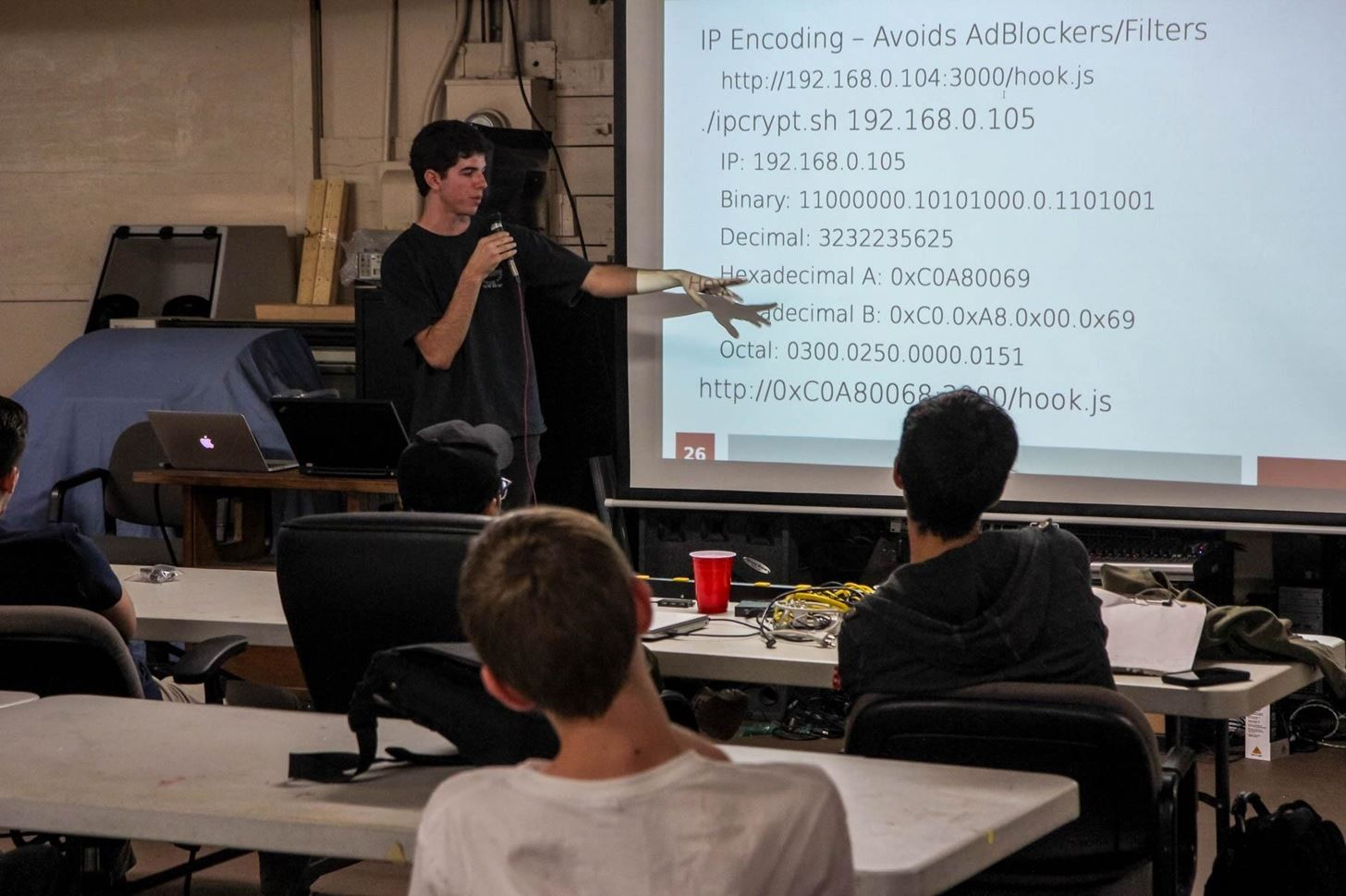 Null Byte & Null Space Labs Present: Wi-Fi Hacking, MITM Attacks & the USB Rubber Ducky